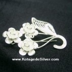 Rose Mallow Silver