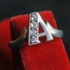 Initials A Ring
