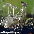 Becak Jogja Silver