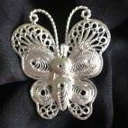 Butterfly Brooch II