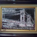 Ampera Bridge Silver