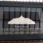 Borobudur Silver Frame