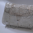 Filigree Bag Silver