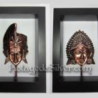 Putra Putri Bali 3D Frame