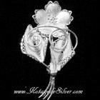 Beauti Flower Silver