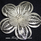 Flower XIV Silver