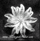 Anggrek Plated Silver