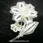 Lisianthus Flower Silver