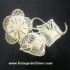 Mini Carnation Silver