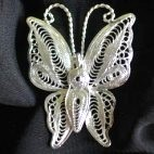 Butterfly Brooch III