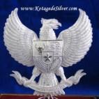 Garuda Pancasila Silver