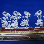 Souvenir Wayang Pandawa 5