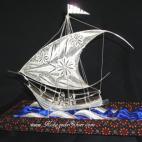 Sailing Ship Silver