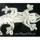 Lizard Silver