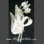 Flower XV Silver