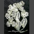 Flower XVI Silver